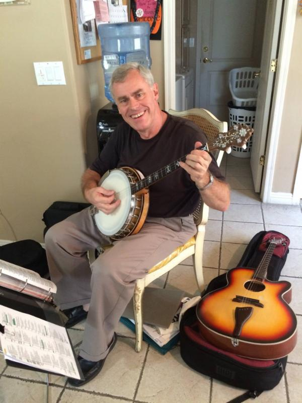 Music Angel George Wootten