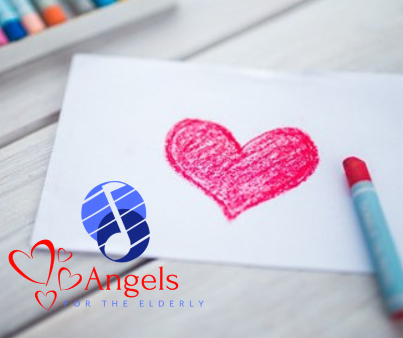 Angels for the Elderly Cardmakers