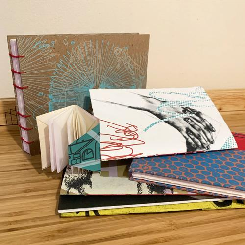 bookbinding Megan Sterling
