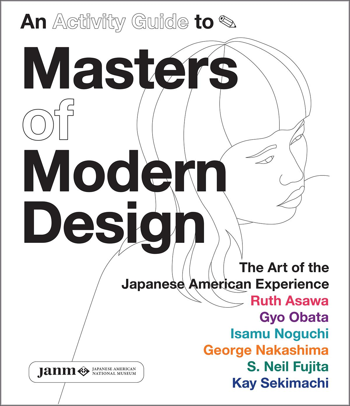 Masters of Modern Design - Activity Guide - Education Unit - 2020 June