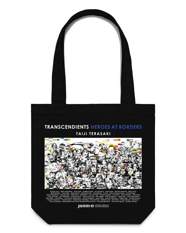 janmstore - Transcendients tote bag - 2020