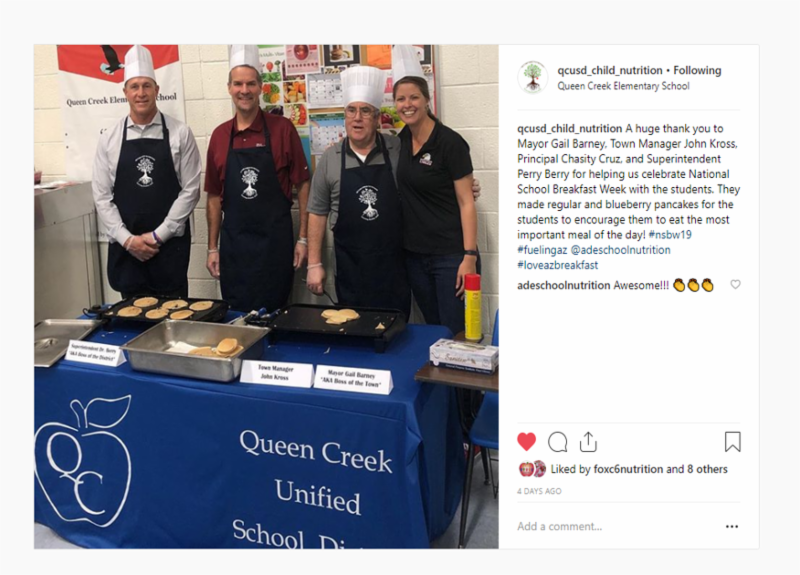 School Nutrition Programs Newsletter 3/13/2019