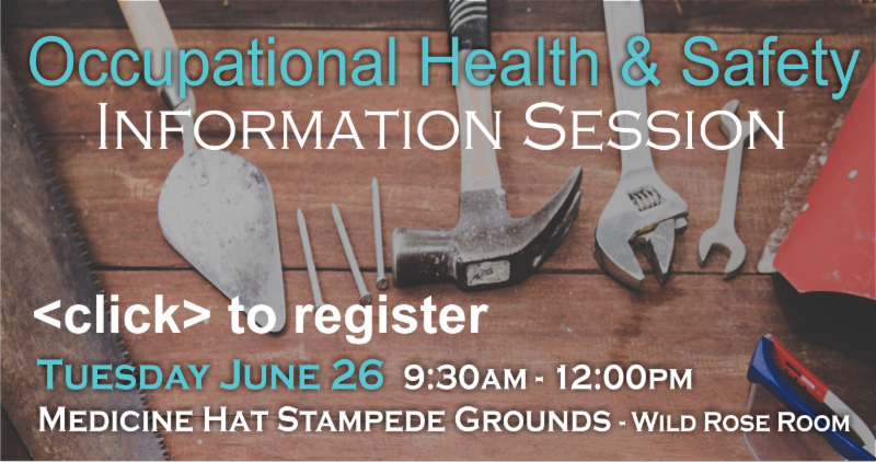 Occupational Health _ Safety Information Session - June 26_ 2018