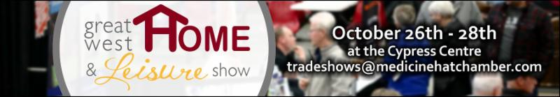 Great West Home _ Leisure Trade Show
