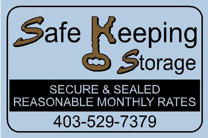 safe keeping storage