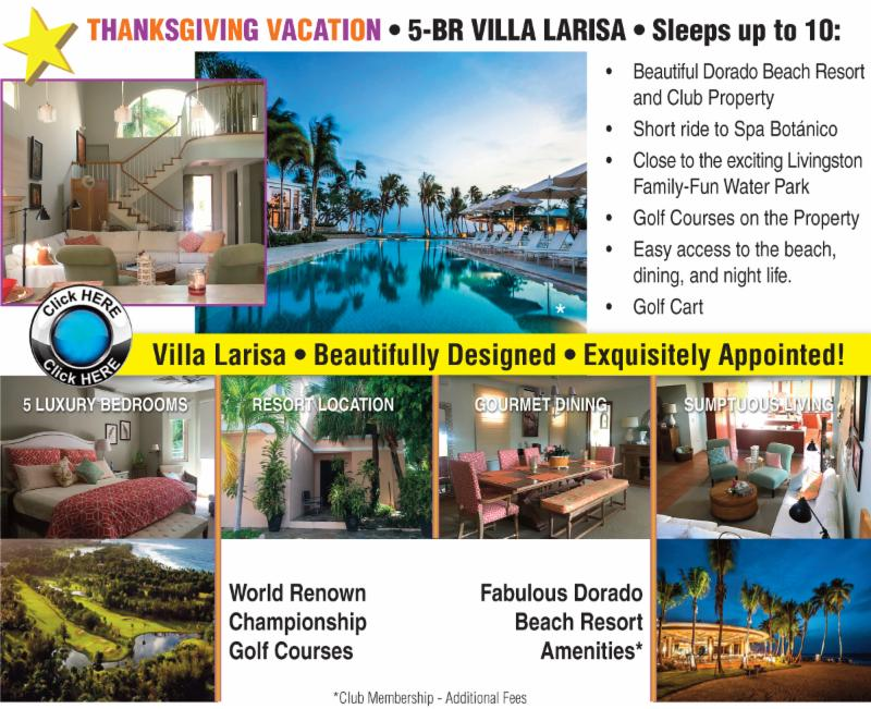 Villa Larisa