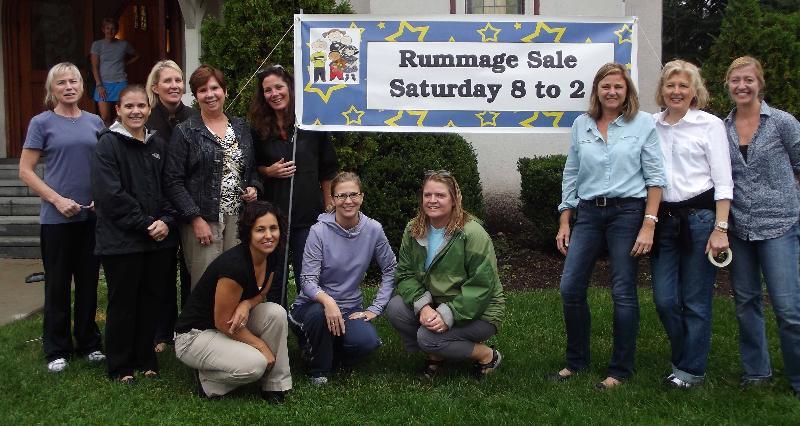Rummage Sale 2011