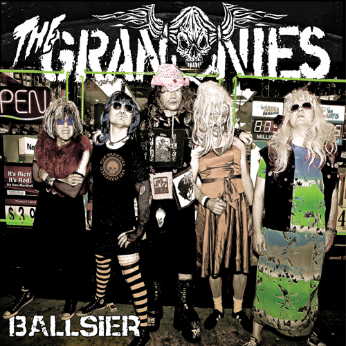 The Grannies Ballsier