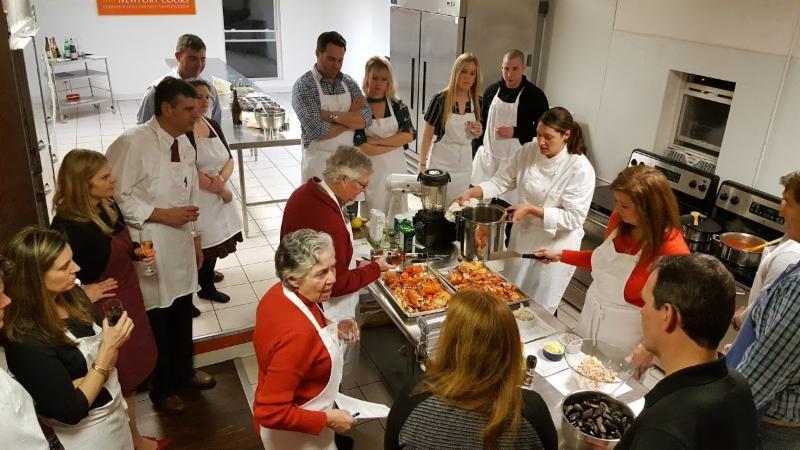 Chef Deja Hart Cooking Class