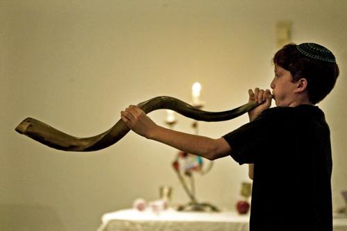 long shofar