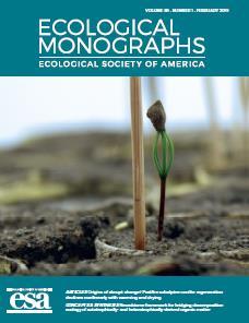 Ecological Monographs, Feb 2019
