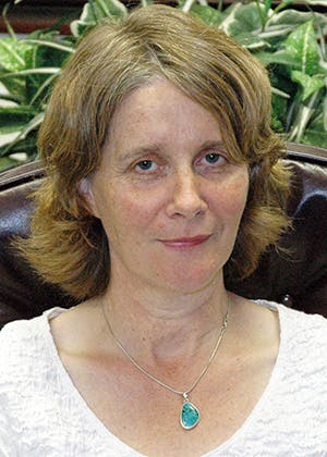 UGA Professor Ruth Harman