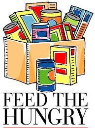 Food Bank - Fee...the Hungry