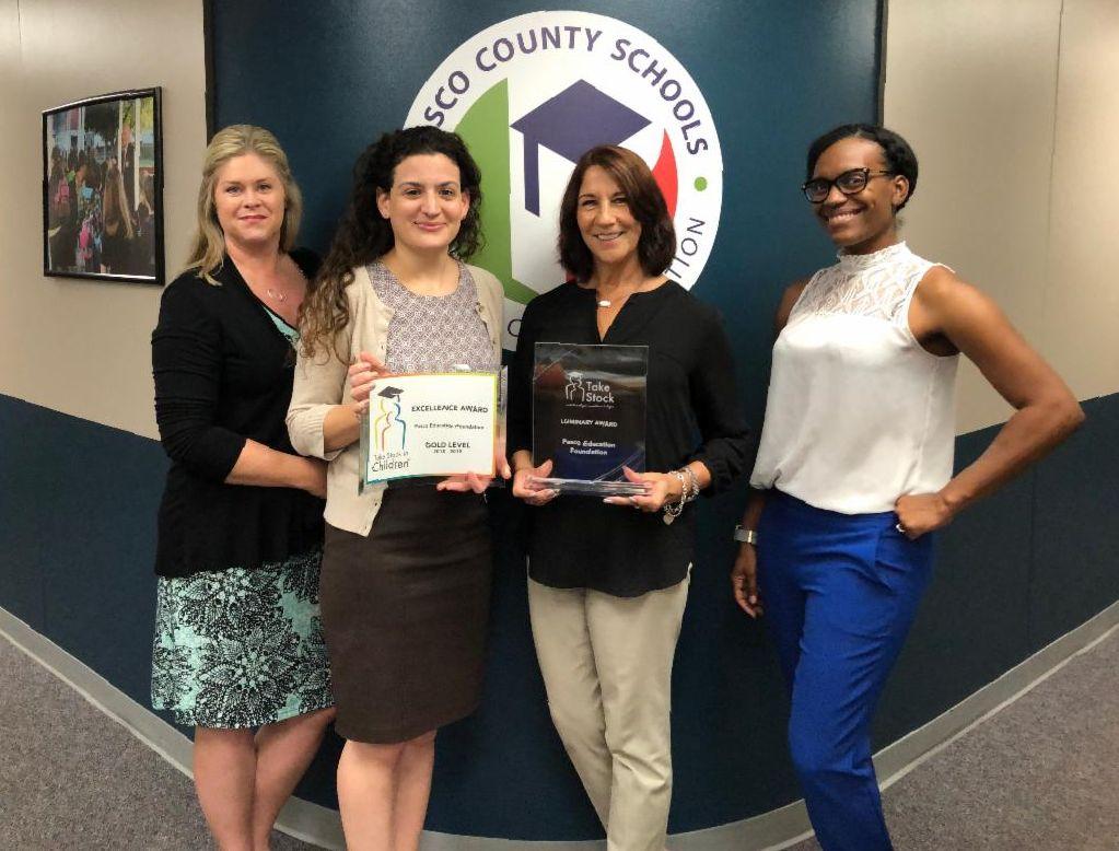 2018-2019 TSIC Pasco Luminary Award