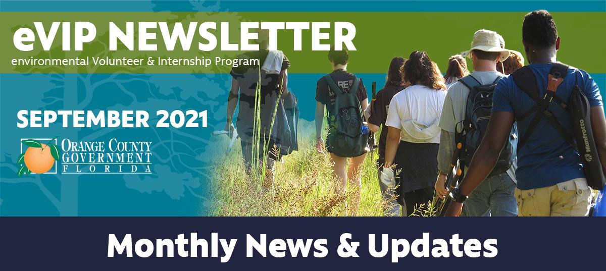 September 2021 eVIP News Header