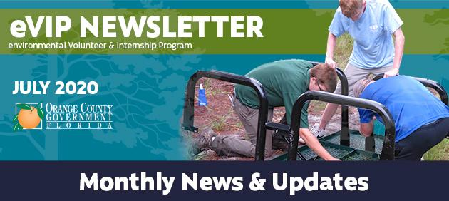 July eVIP News Header