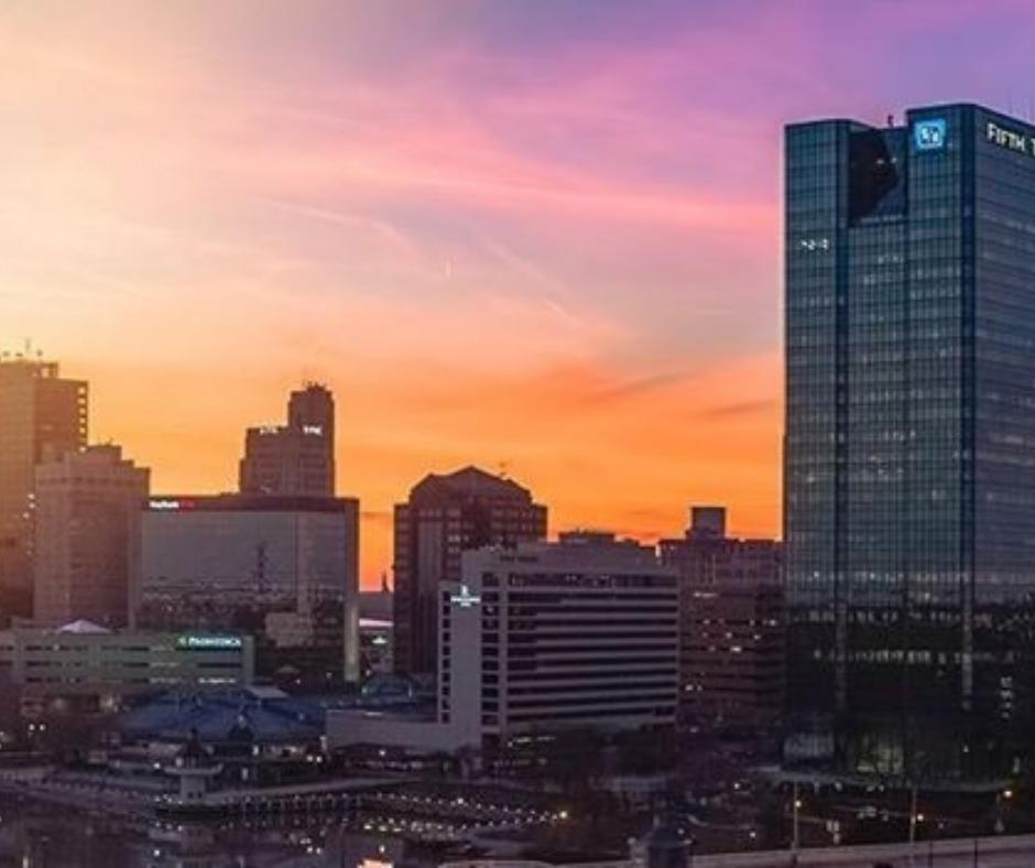 Image of Toledo skyline