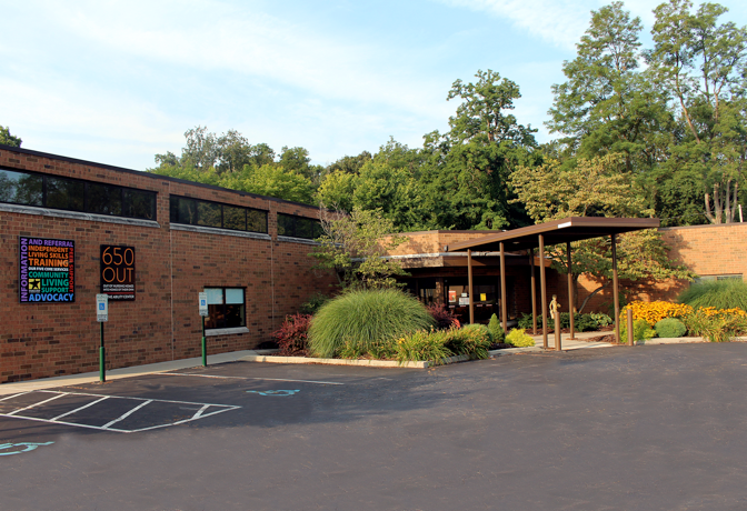 Ability Center building