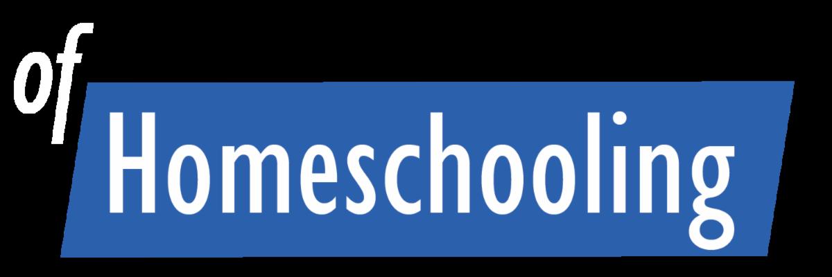 of Homeschooling