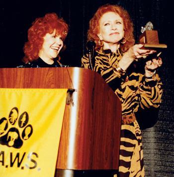 PAWS' June Newsletter: 20th Anniversary of the Amanda Blake