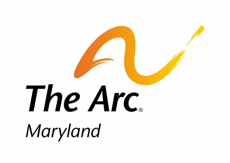 The Arc Maryland Swoosh Logo