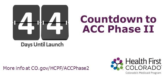 ACC Phase II Update May 18, 2018