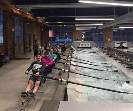 Rowing for Fitness at The Foundry