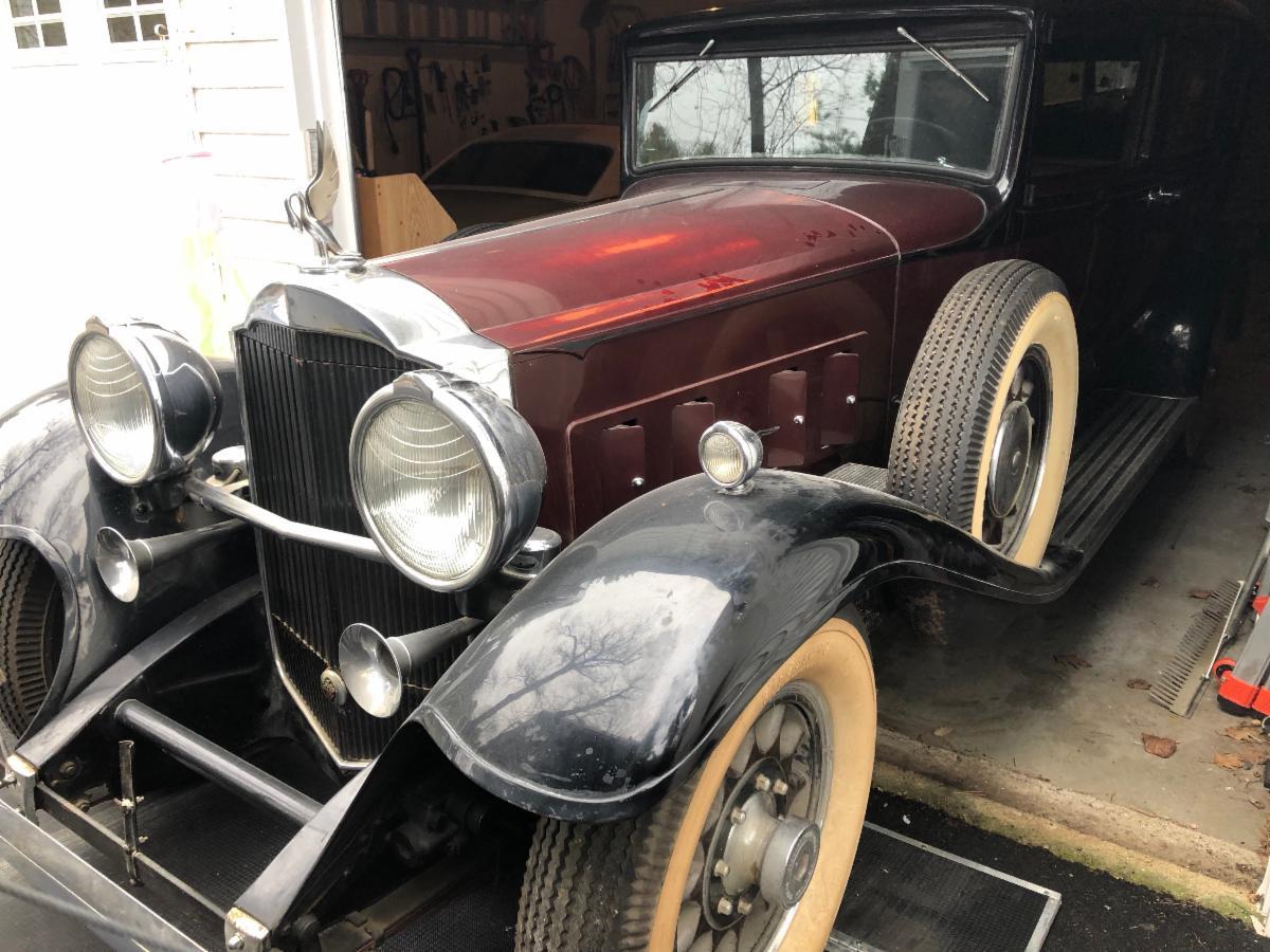 Emerging Packard