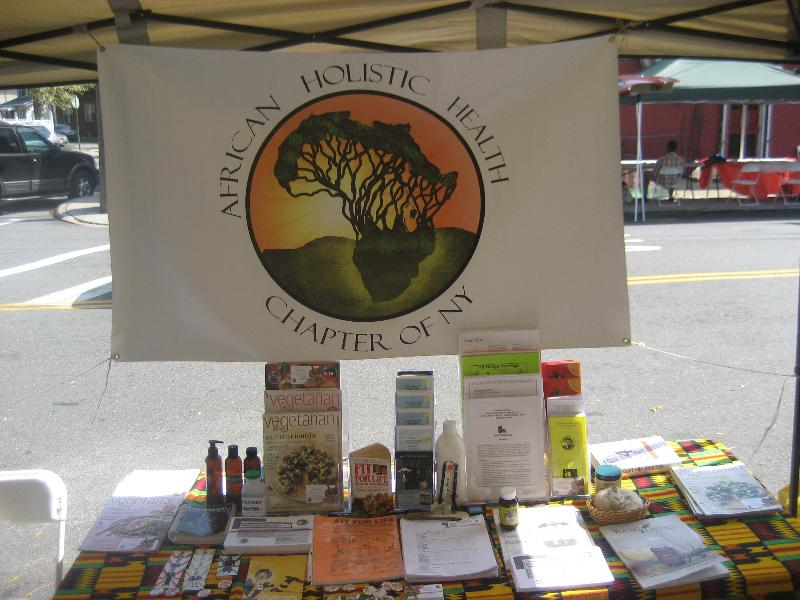 Chapter Outreach Table