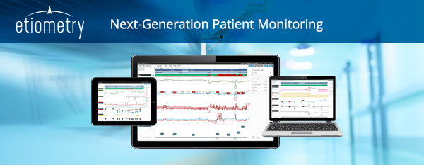 Etiometry adds waveform data collection etiometry adds waveform data collection capabilities to capture high frequency data in the icu publicscrutiny Images