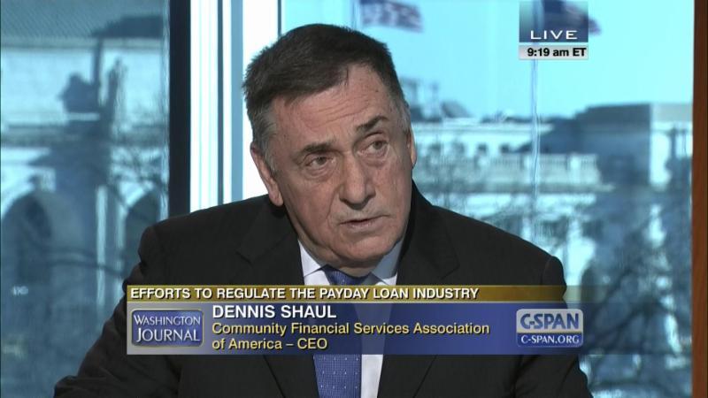 Dennis Shaul