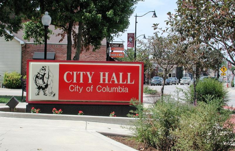 Columbia Town Hall