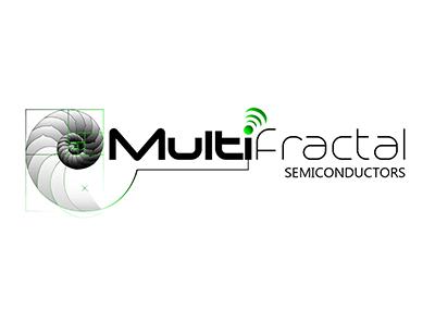 Multifractal semiconductors