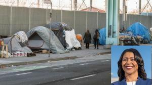 london breed homelessness
