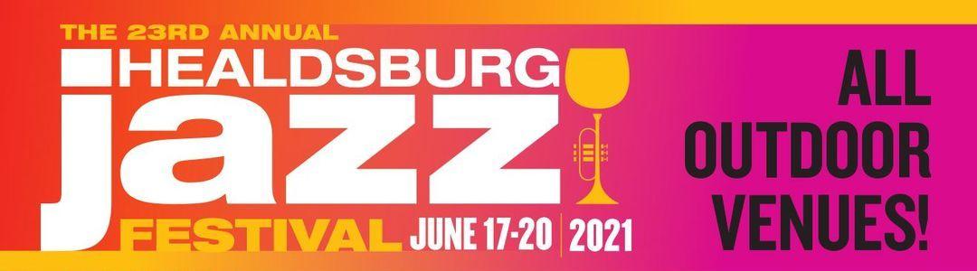 healdsburg jazz festival 2021