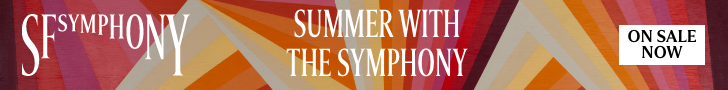 summer with the san francisco symphony