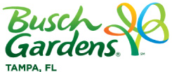 Busch Gardens NEW
