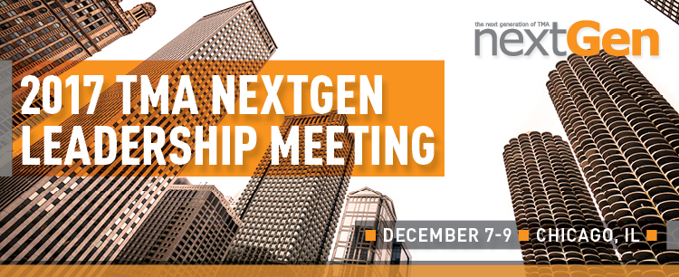 TMA NextGen Leadership Meeting