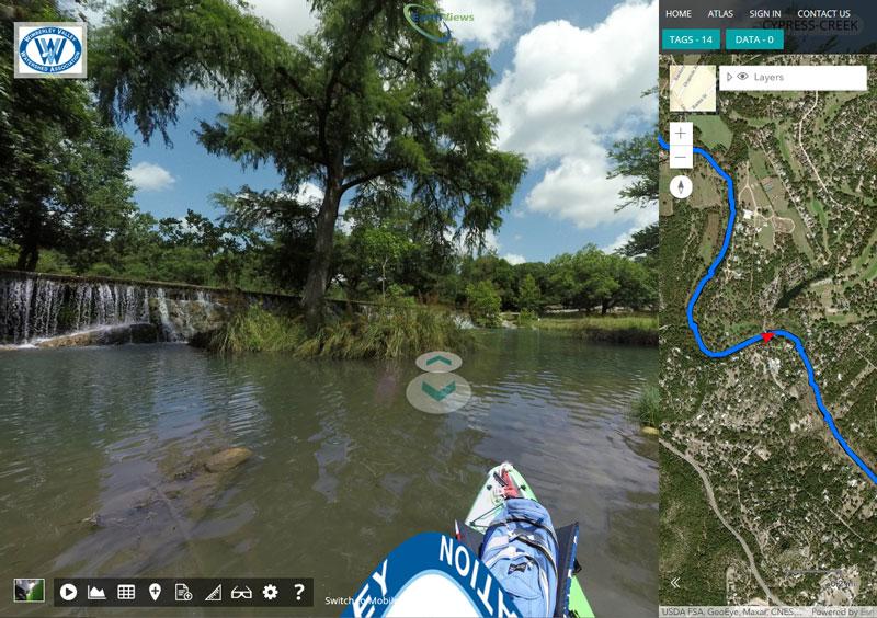 Virtual Tour of Cypress Creek