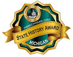 State History Award logo