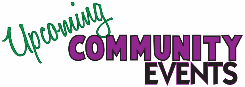 Upcoming Community Events