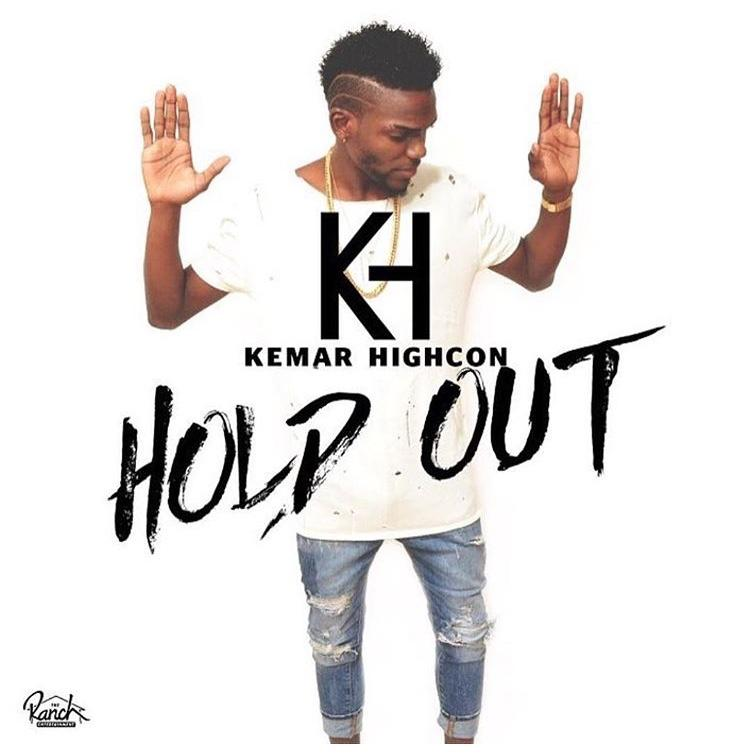 Dancehall Artist Kemar Highcon Release New Single: Hold Out 8
