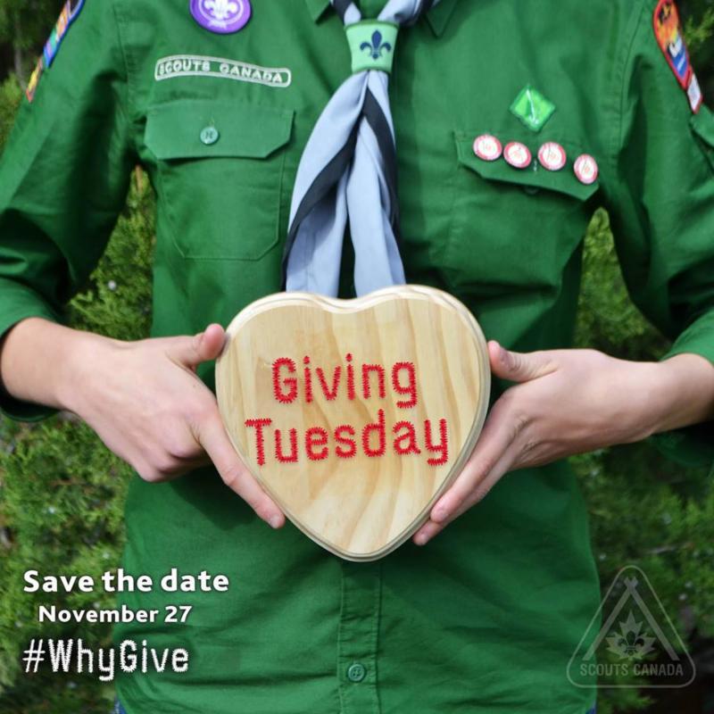 Giving Tuesday - Nov 27