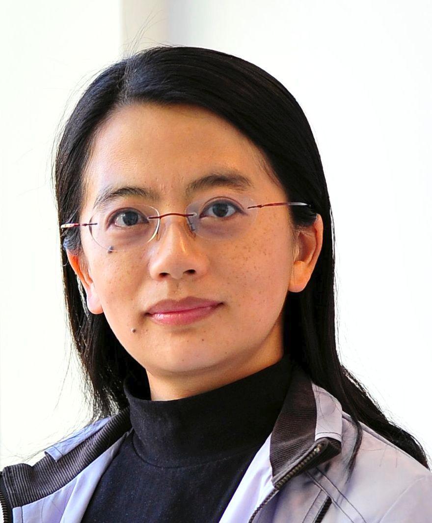 Headshot of Min Wu
