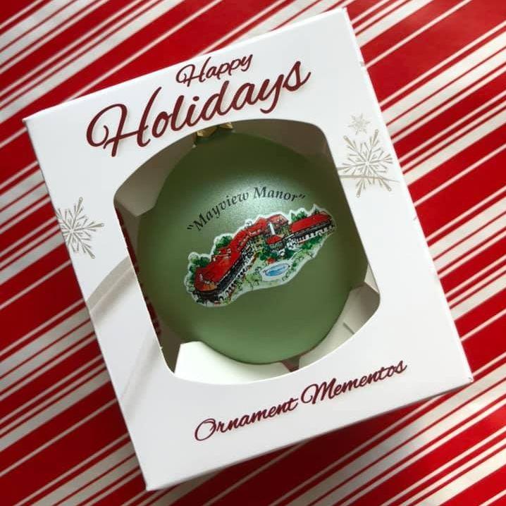 2019 Christmas Ornament