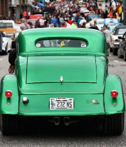 Drive Green CAr