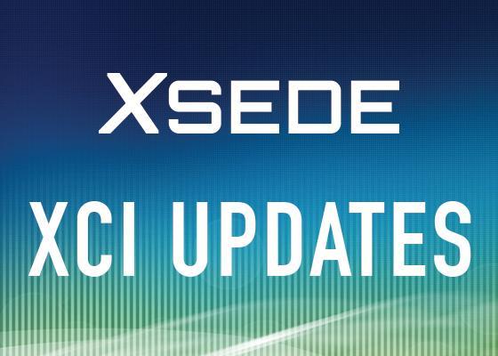 ECSS Symposium - XSEDE
