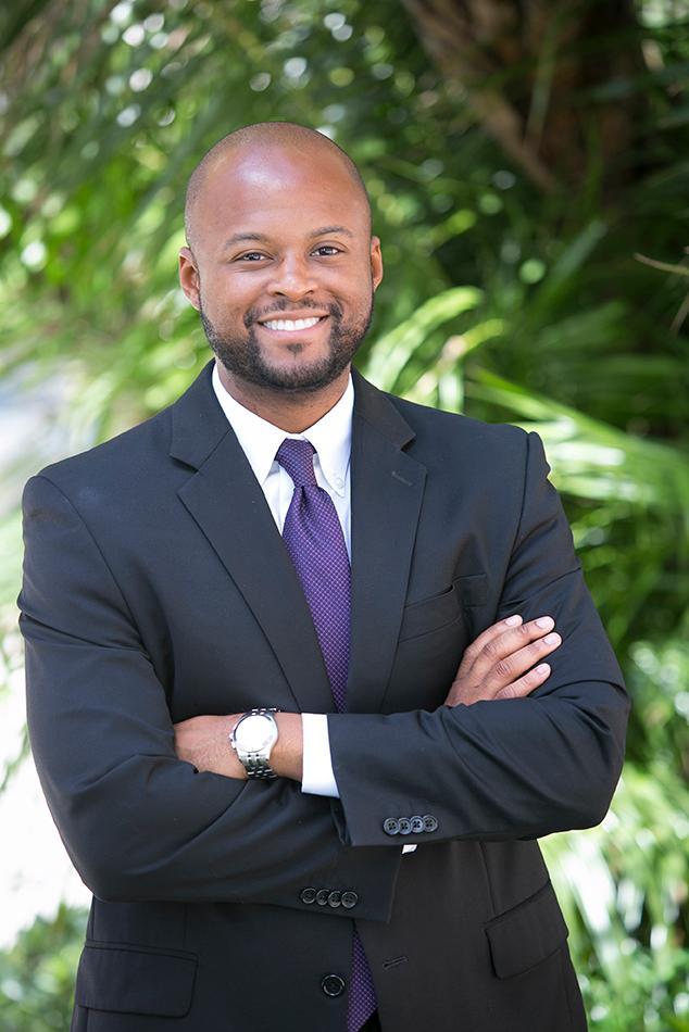 Attorney Jamaal Jones
