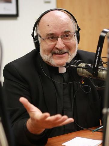 Fr. Rocco on the radio