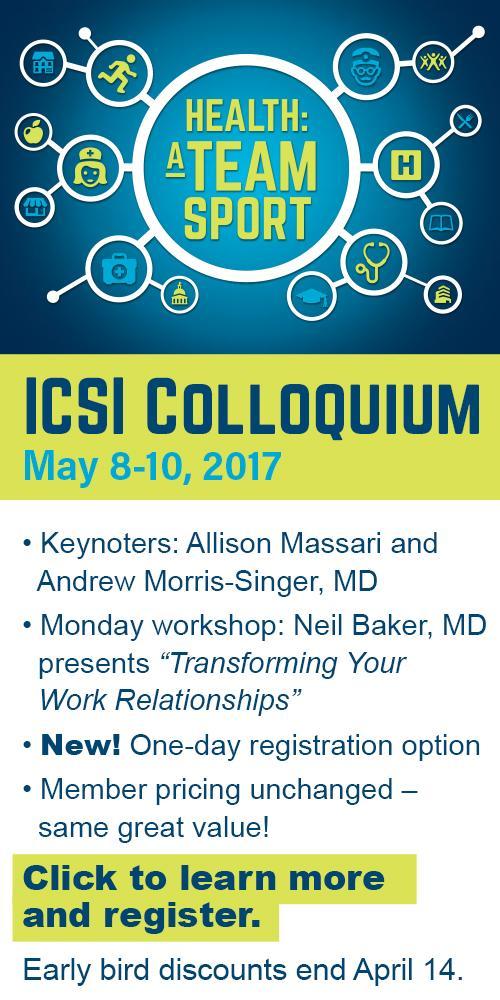 ICSI Colloquium